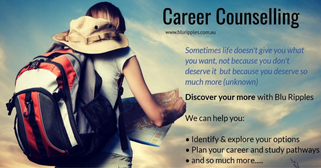 Career Counselling Services- Blu Ripples