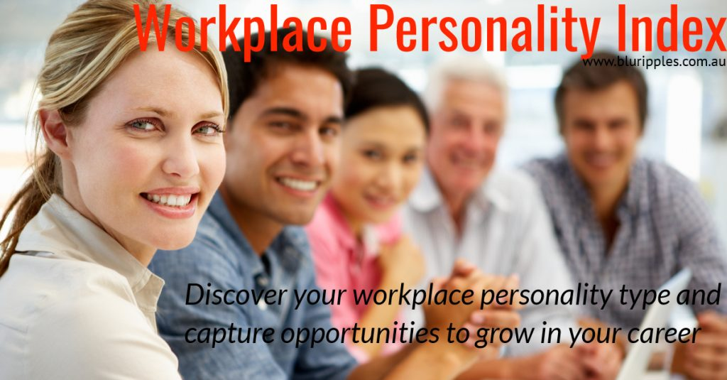 Workplace Personality Index