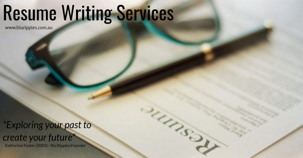 Resume Writing Services - Blu Ripples