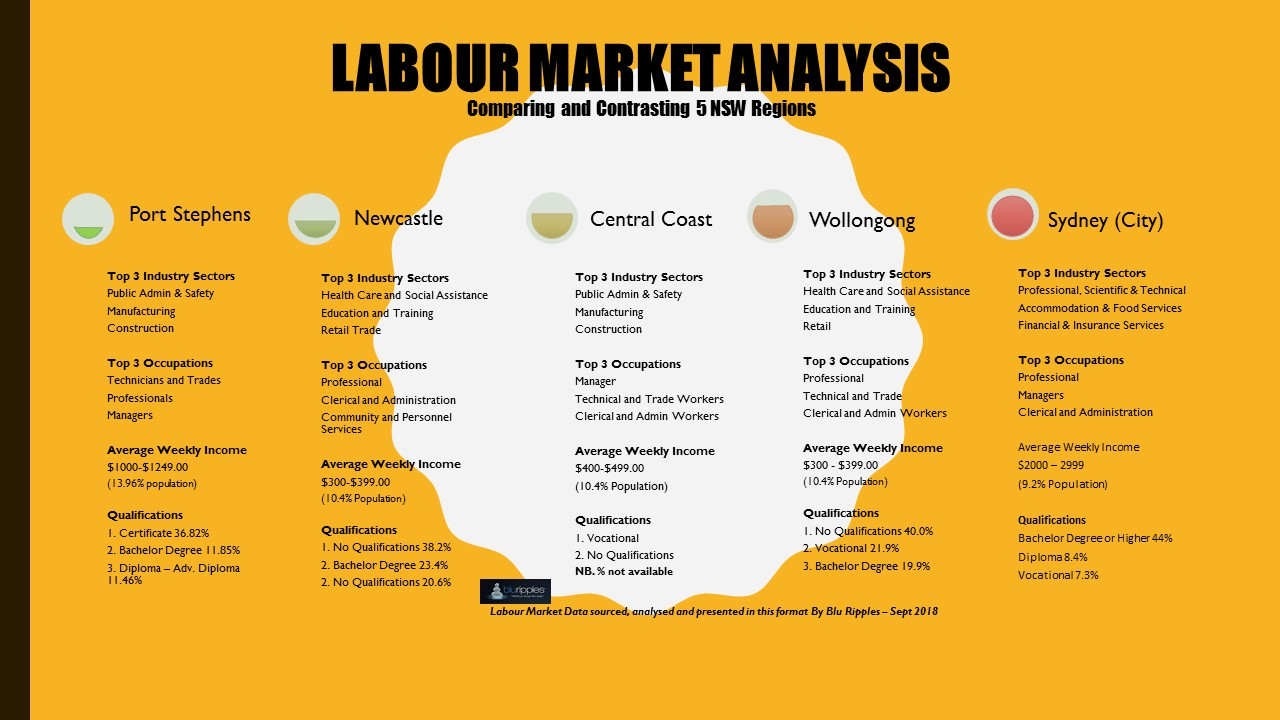 career counselling - understanding labour markets in the job search process