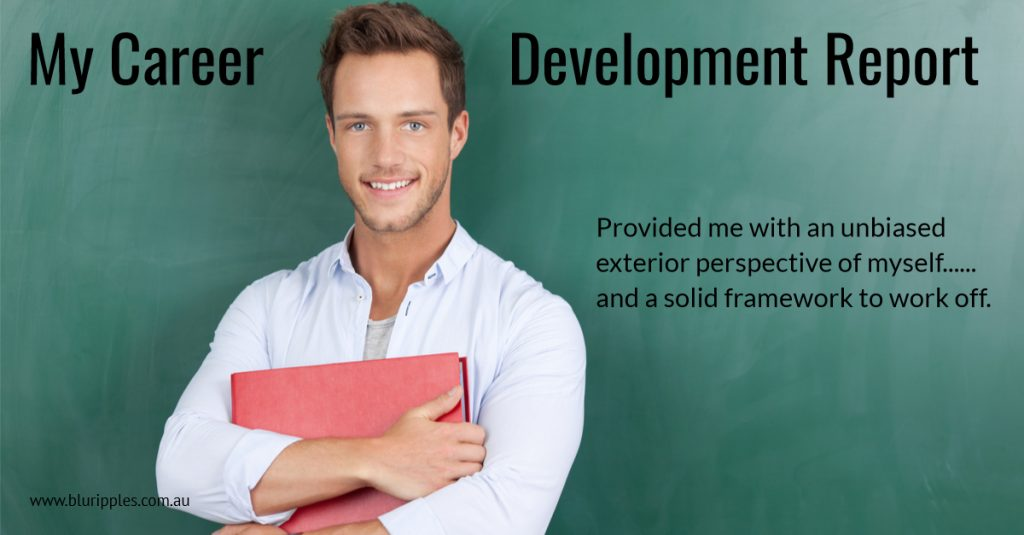 Career Development Report Clarence Town
