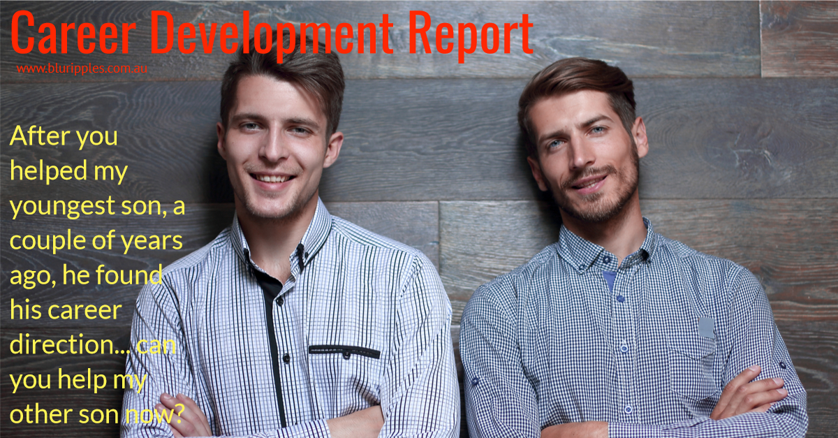 Career Development Report Central West NSW