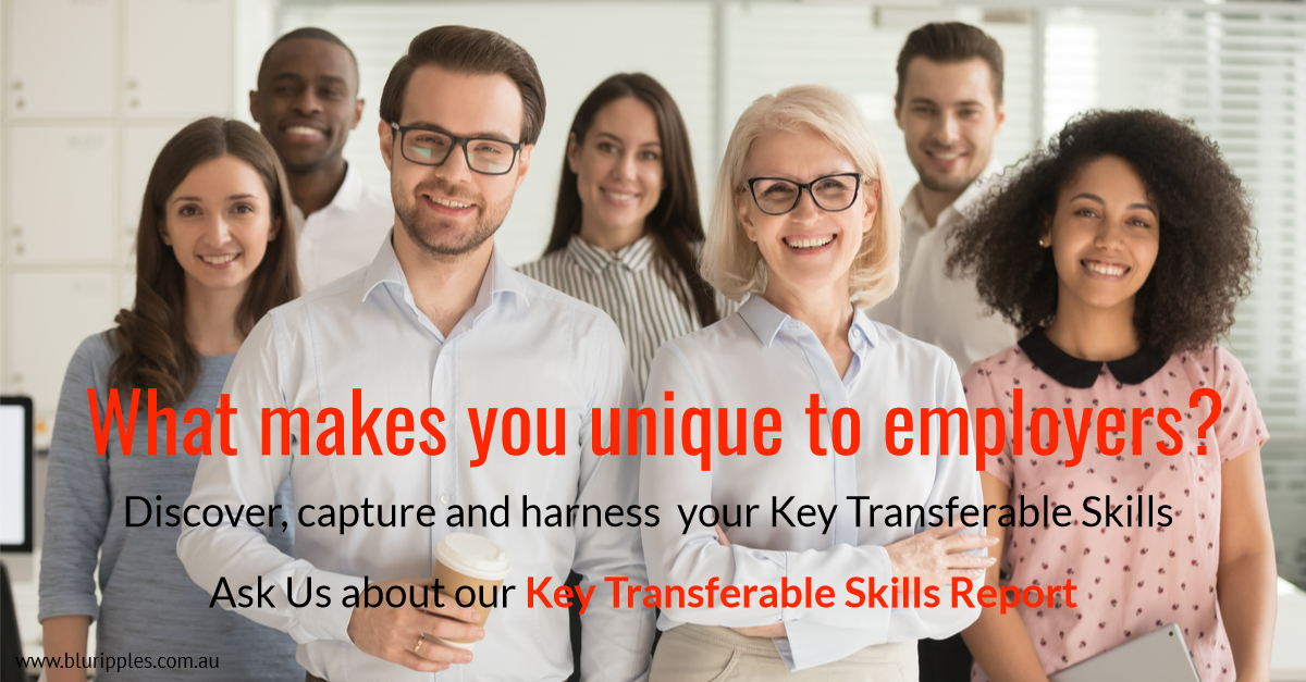 Key Transferable Skills Report - Blu Ripples