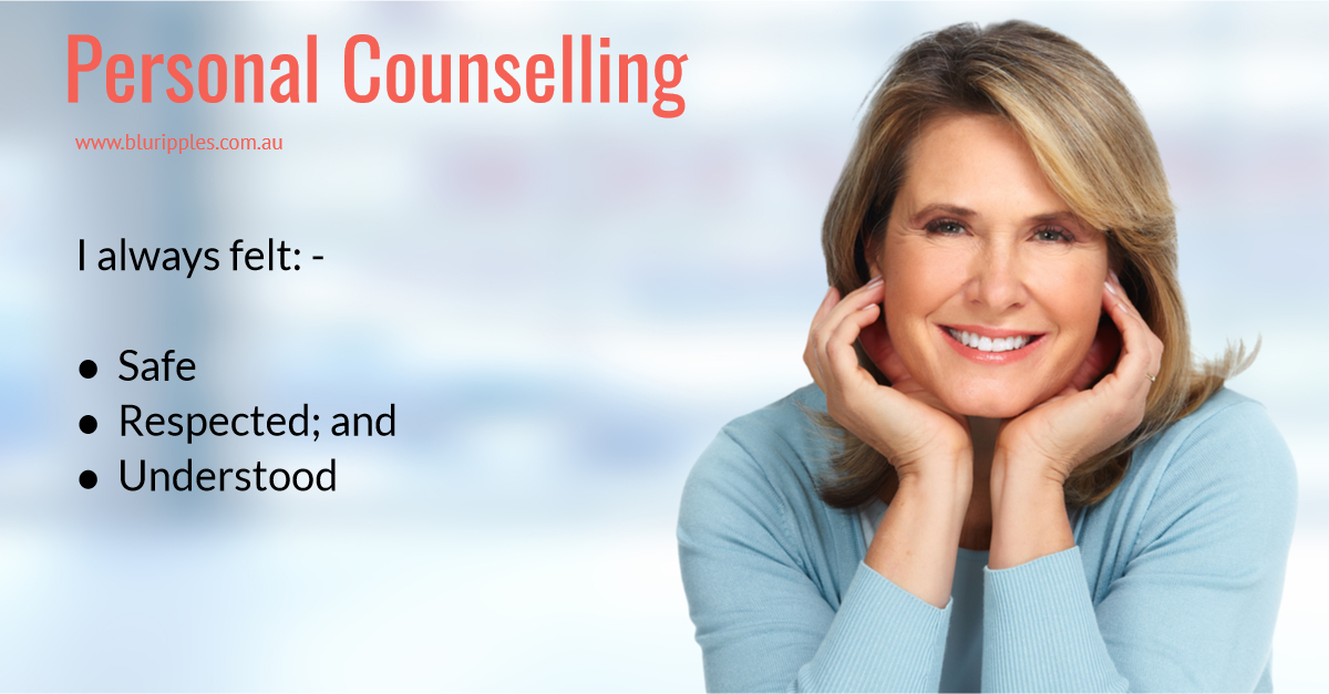 Personal Counselling - Central Coast