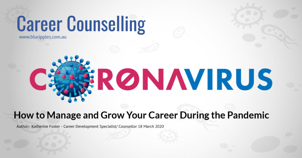 Career Counselling During Coronavirus (COVID-19) Pandemic