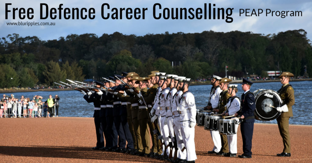 Free Defence Career Counselling Services - Blu Ripples Career Counselling and Consulting Services is an authorised provider of PEAP Program
