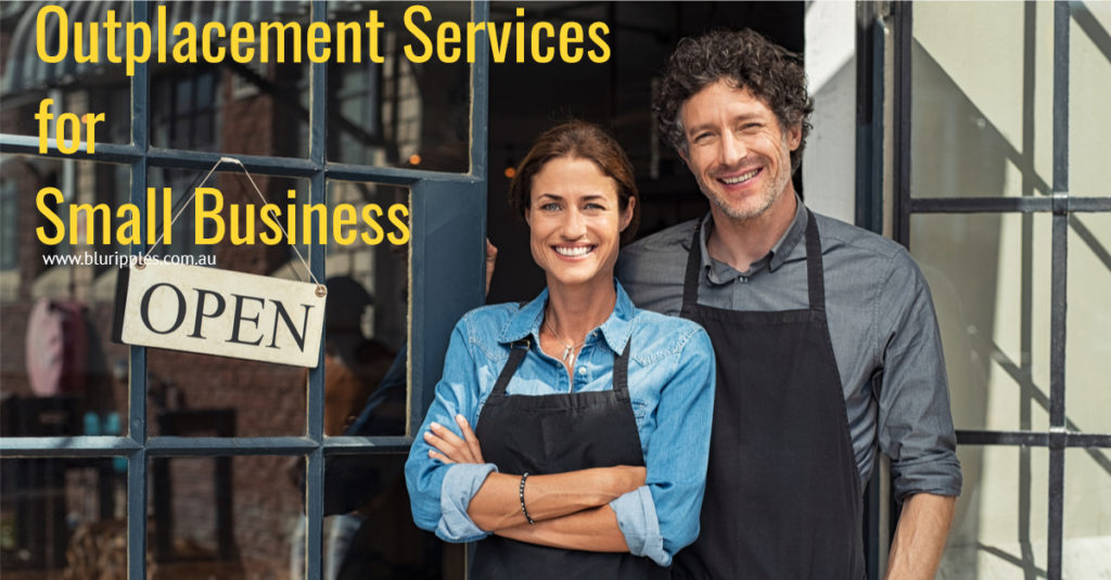 Blu Ripples Outplacement Services for Small Business